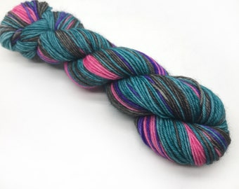 Swindern Sock 'Experimental Gradient' Hand Dyed Yarn - TEST