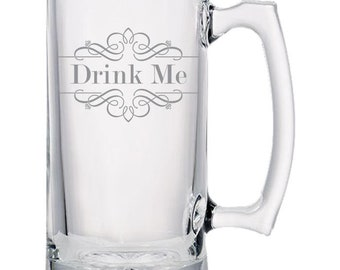 Drink Me Beer Mug