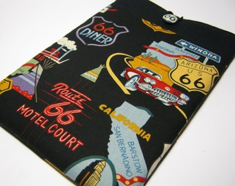 Macbook Air Sleeve, Macbook Air Case, Macbook 12 inch Case, 11 Inch  Macbook Air Case, Laptop Sleeve, Route 66