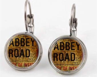 Abbey Road Earrings