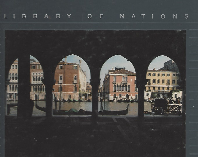 TIME LIFE: Library of Nations; Italy  by the Editors of Time-Life (1986)