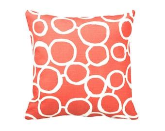 SALE | 50% OFF: Orange Pillow Cover Decorative Throw Pillow Covers Orange Pillow Orange Accent Pillow Cushion Covers Orange Lumbar Pillows