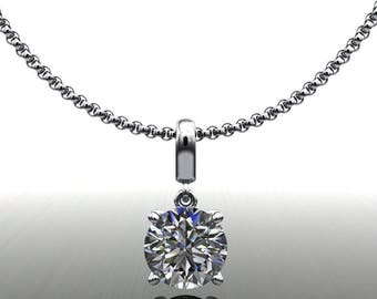 product moissanite wmbezelovernight designs bezel pendant brilliant forever j hollywood carat