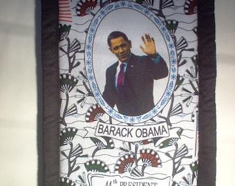 44TH President Barack Obama Wall Hanger