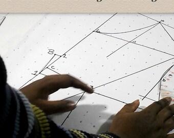 World War 2 Era  Patternmaking & Design Textbook