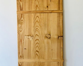 Vintage Extra Large French Bread Board, French Bread Board, Rectangle Bread Board, French Charcuterie Board, Cheese Board,