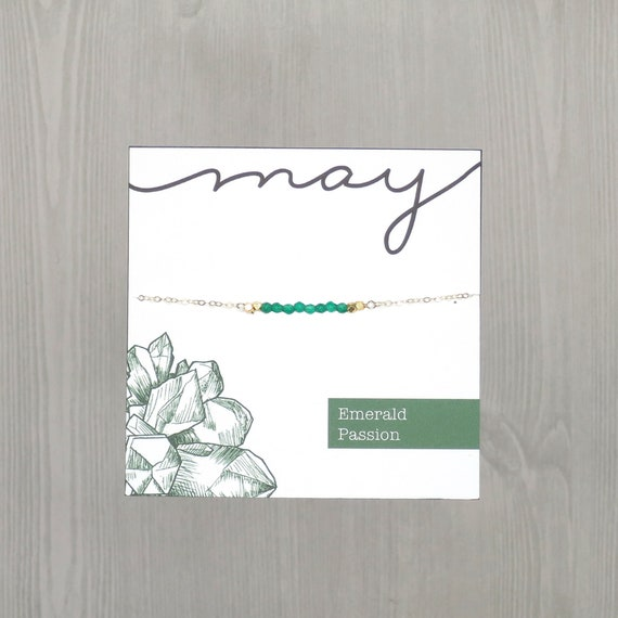 May Bar Necklace