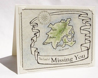 Thee Land of Missing You