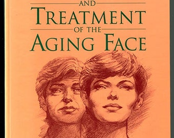 Evaluation and Treatment of the Aging Face by Melvin L Elson 1995 medicine medical plastic surgery facial skin facelift
