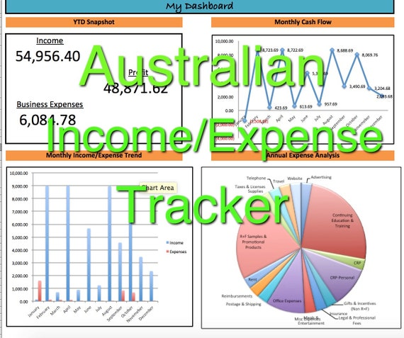 income expense tracker