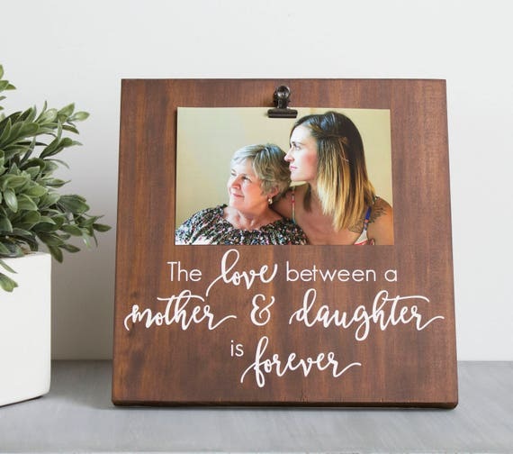 Mother Daughter Gift - Mother of the Bride Gift- Wedding Gift For ...