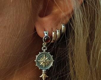 wedding jewelry, bridal earrings, dangle earrings, bridal jewelry, bridesmaid earrings, women's gift, gift for her, gift for women, jewelry