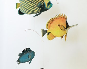 Mobile poissons