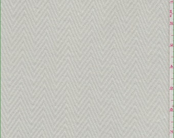 Glacier Green Herringbone Knit, Fabric By The Yard