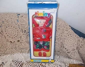 Timiny Berchet Doll Clothes from France, Doll Clothess , Vintage Doll Clothes, Dolls,S