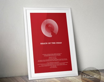 Ice Cream trilogy poster - Choose from 3 films (Made to order)