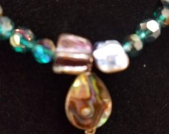 Ocean inspired bracelet
