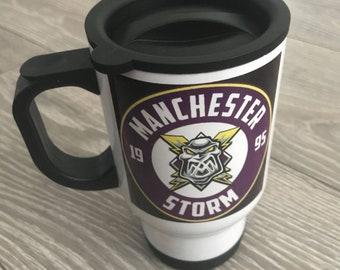 Personalised Logo Travel Mug
