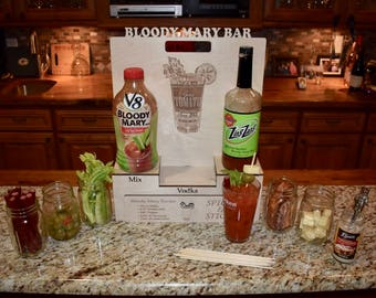 Bloody Mary Bar (Portable)