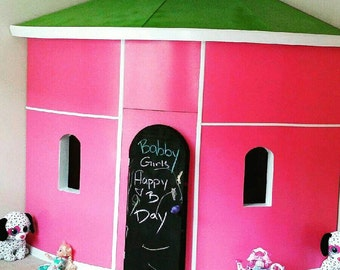 Indoor playhouse | Etsy