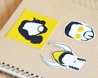 Big lebowski Stickers
