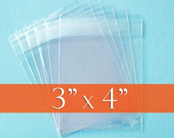 Reserved - Priority Mail and 600 3x4 Inches Resealable Cello Bags
