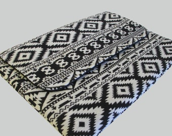 MacBook Pro Sleeve, MacBook 12 Inch Case, MacBook Pro Case, MacBook Pro 13 Inch Sleeve, MacBook Pro 13 Case, Retina Black Aztec