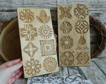 A set Pattern Challenge CARVINGS and DRAWINGS Basswood Boards Hand Drawn Chip Carving Wood Carving Wood Working Patterns Beginners Carving