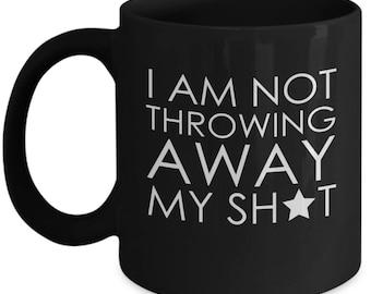 Hamilton Mug - Hamilton the Musical Coffee Mug
