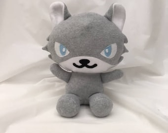Frost Wolf Plush