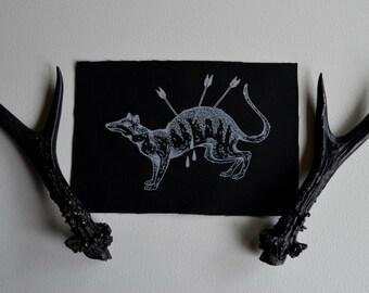 Thylacine Patch