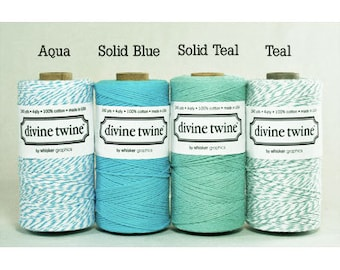 Divine Twine Blue Passion Set