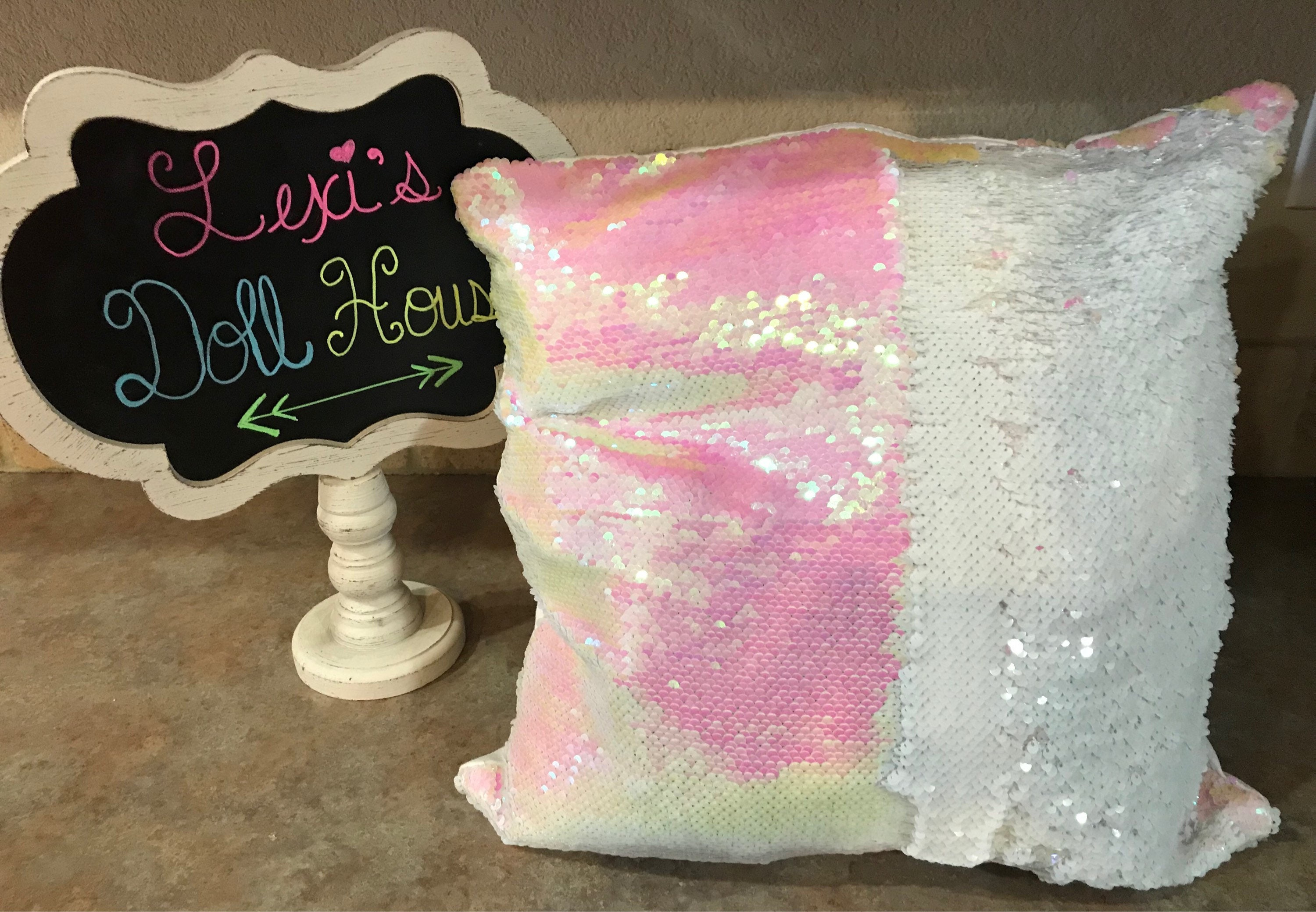 marlo melody pillows reviews by pillow wayfair mermaid thro lumbar sequin pdx decor lorenz reversible
