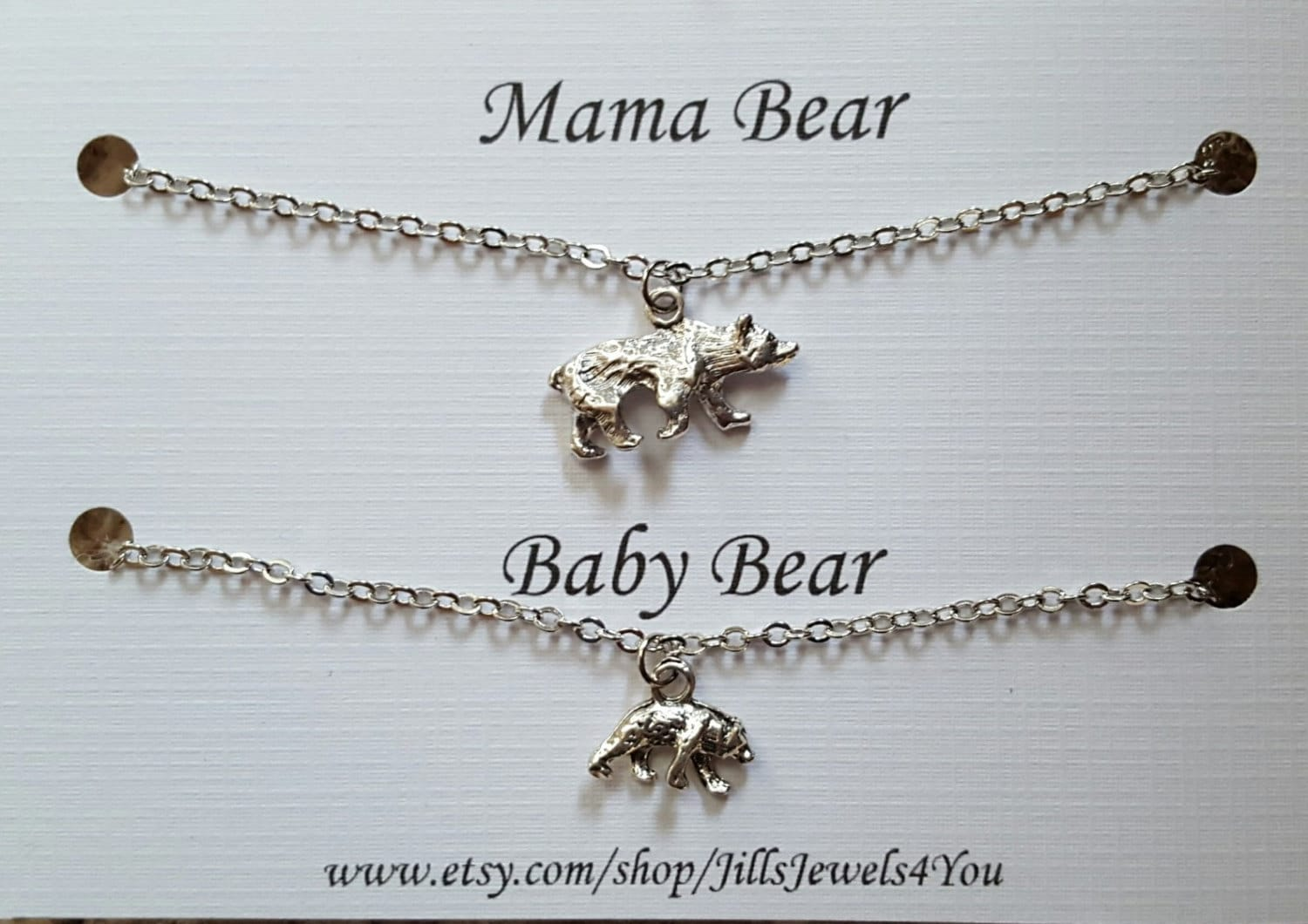 new signature products mama gold bear necklace jewelry life pure collection filled