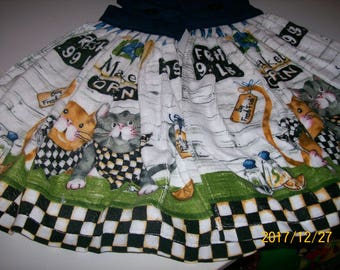 Cat Kitchen Towel Set