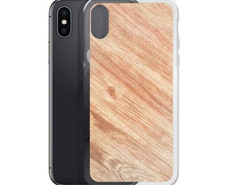 iPhone Cases, iPhone X Case, iPhone 6/6S, iPhone 7/7+ Cases ,Case iPhone 8/8+ Case, Polished Wooden print