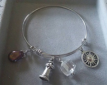 Bangle Bracelet Expandable Bracelet