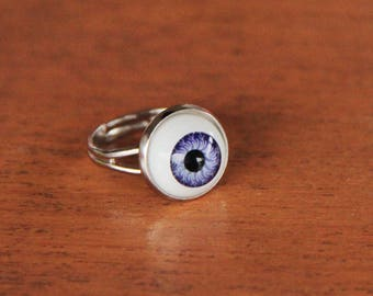 Doll Eye 12mm ring