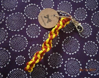 Softball DNA Key Fob