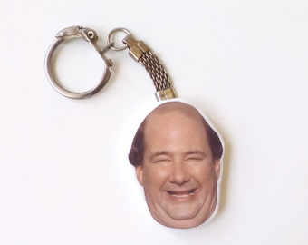Kevin Malone Keychain, The Office keychain