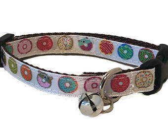 Donut Cat Collar Breakaway