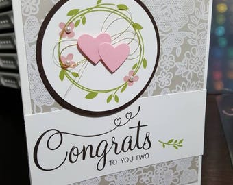 Congrats! Special Occasion Greeting Card