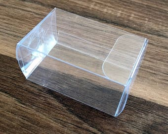 Translucent rectangle box - set of 240 boxes
