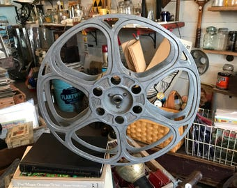 Vintage 35mm Film Reel By Feaster Manufacturing New York, NY