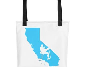 Climb California - Tote bag