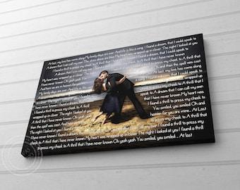 Canvas prints, photo canvas prints, custom canvas prints, personalised canvas prints, photo art prints, wedding photo print, canvas art