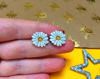 Daisies - Earrings - Studs