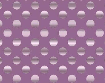 170154 Lilac Dot, Hello Jane by Allison Harris Collection