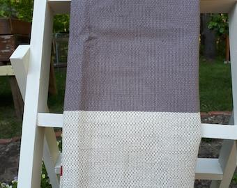 Woven towel