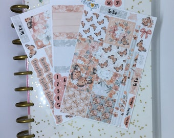 Happy Planner monthly kit, Happy Planner monthly Kit, November monthly kit, happy planner stickers, Happy Planner kit, butterfly